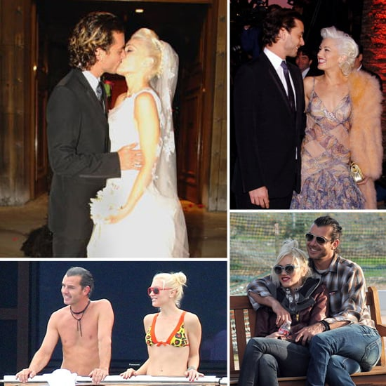 Happy 10th Anniversary, Gwen and Gavin! See Their Cutest Moments