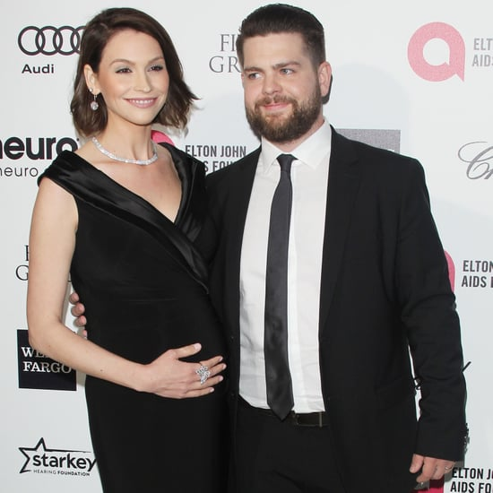 Jack Osbourne and Lisa Stelly Welcome Second Baby Andy Rose