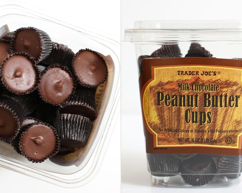 Milk Chocolate Peanut Butter Cups ($4)