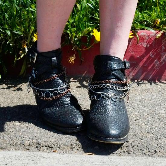 DIY Boot Jewelry | Video