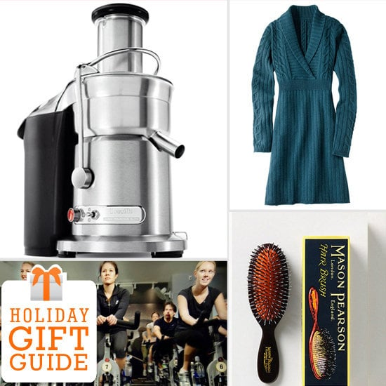 From kitchen gadgets that inspire them to cook to big-ticket getaways, see what items the FitSugar editors have on their wish lists this holiday season.