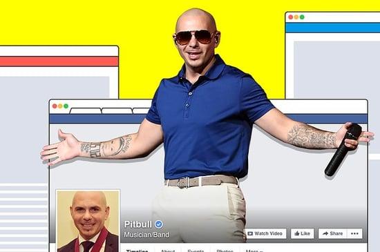 How Pitbull Conquered Facebook