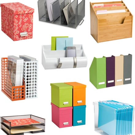 Cute Office Containers