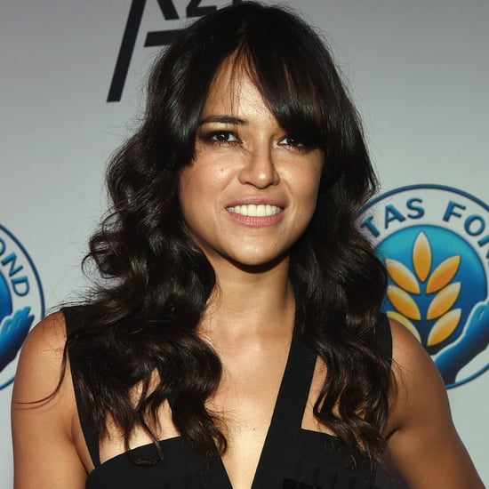 Michelle Rodriguez Talking About Fast and Furious 8