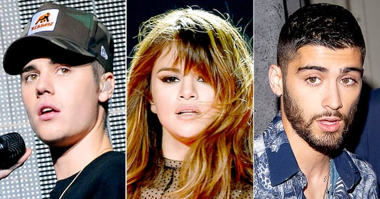 Justin Bieber Accuses Selena Gomez of Cheating on Him With Zayn Malik: Report