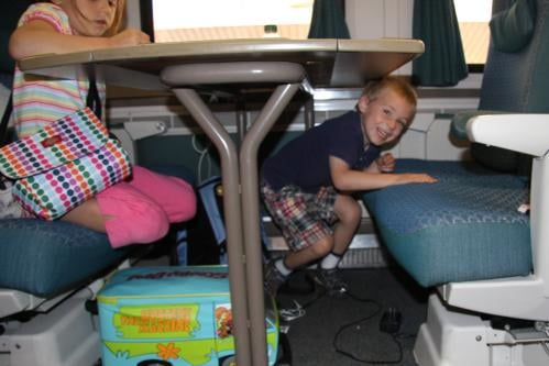 Lil Links: Take a California Train Trip With Your Kids!
