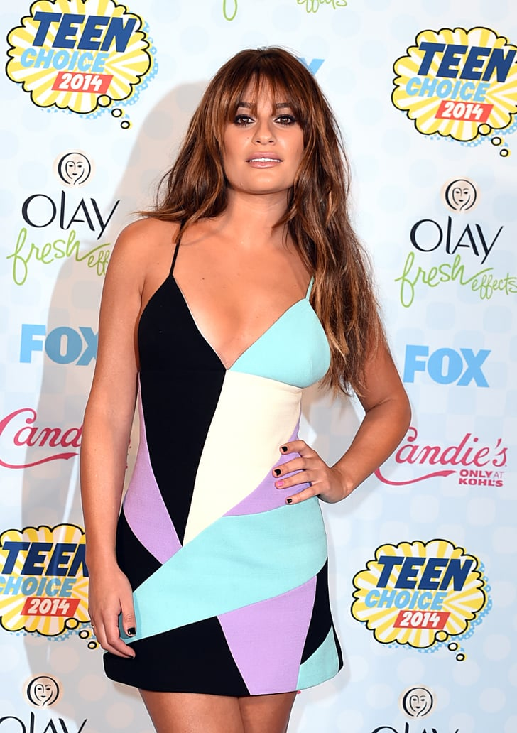 Is This the Hottest Lea Michele Has Ever Looked?