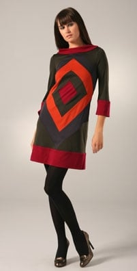 Diane von Furstenberg Ungaro Mini Dress: Love It or Hate It?