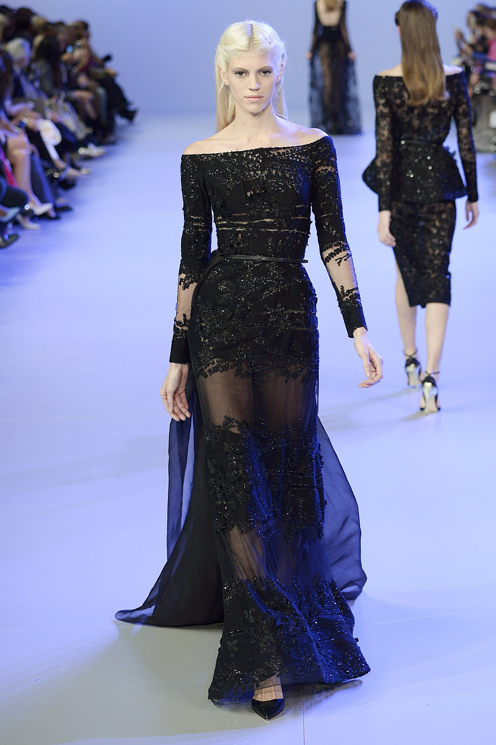 Julia Roberts: Elie Saab Haute Couture Spring 2014