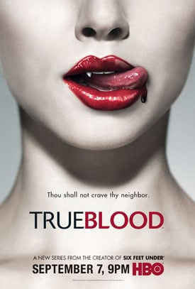 True Blood at Comic-Con