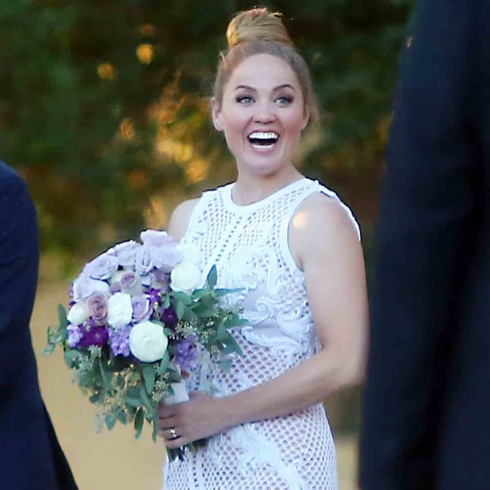 Erika Christensen Wedding Pictures