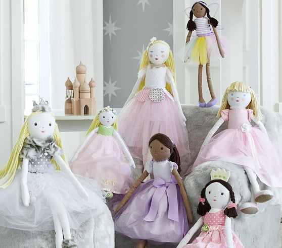Pottery Barn Kids Designer Doll Collection