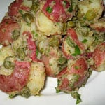 Potato Salad With Cornichons and Capers