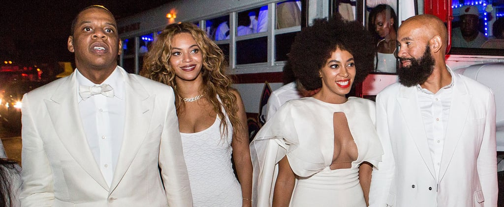 Relive Every Epic Moment of Solange's Wedding Weekend With Beyoncé and Jay Z