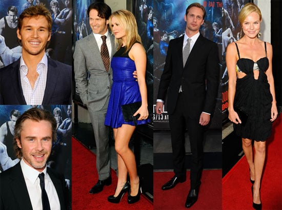 Pictures of Kate Bosworth, Anna Paquin, True Blood, Stephen Moyer, Ryan Kwanten And Alexander Skarsgard at True Blood Premiere 2010-06-09 07:00:00