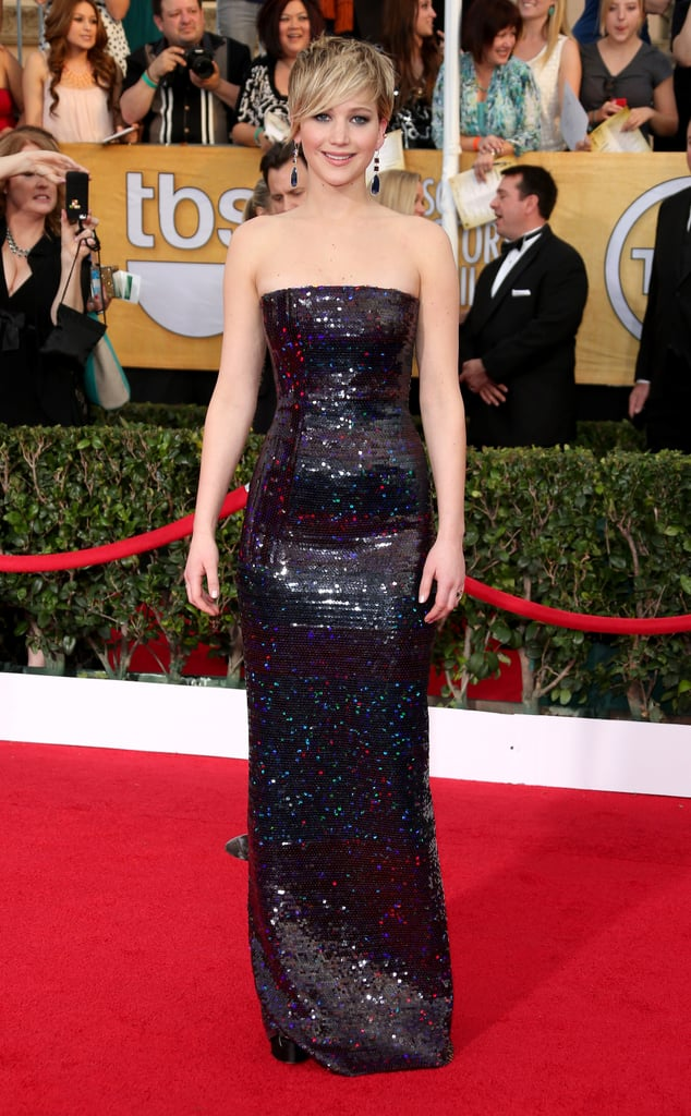 Jennifer Lawrence: Best Supporting Actress Nominee