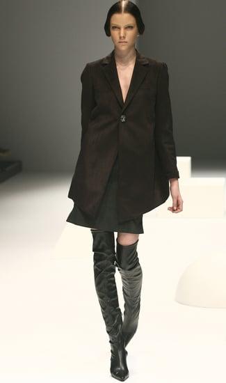 Japan Fashion Week: Tiny Dinosaur Fall 2009