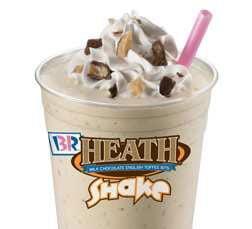 Baskin-Robbins Milkshake of Death