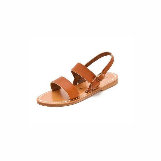 K. Jacques Barigoule Flat Sandals, approx. $247