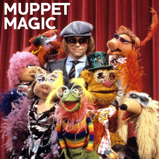 The Muppets Through the Years