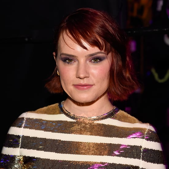 Daisy Ridley Chanel Makeup Teen Choice Awards 2016