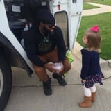 What This Garbage Man Said to a Little Girl on His Route Will Leave You in a Puddle of Mush