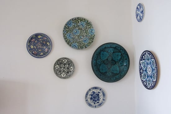 plates from Indonesia, Spain, Turkey, Israel, Holland