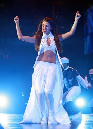 Selena Gomez Concert Style 2013