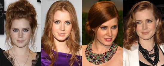 Amy Adams's Hairstyles