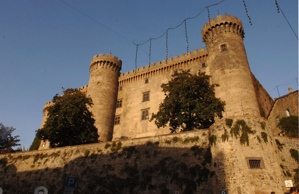 Tom Cruise and Katie Holmes married at Castello Odescalchi.