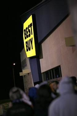 Best Buy Will Sell the iPad
