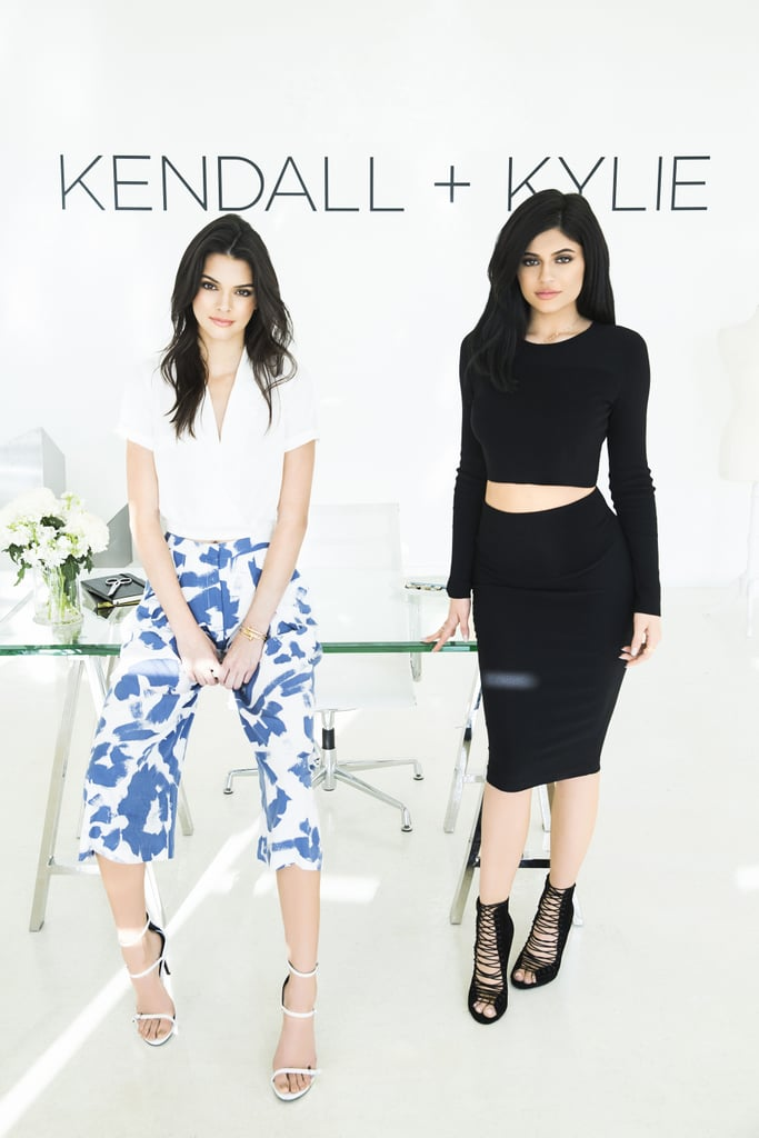 Kendall and Kylie Jenner's Topshop Collection recommend