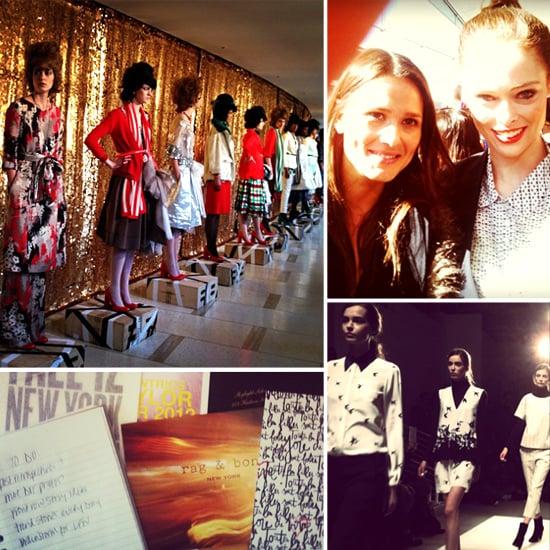 Instagram Photos From New York Fashion Week