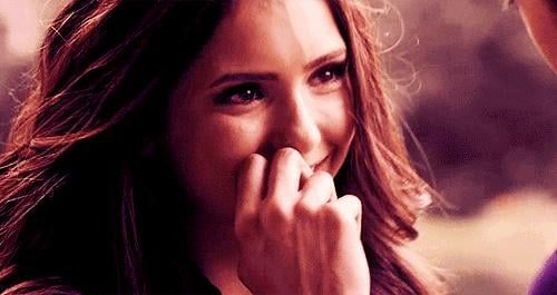 When Klaus Laughs and Smiles With Hayley