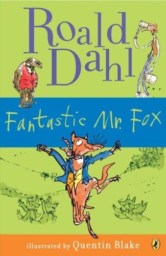 Fantastic Mr. Fox by Roald Dahl ($6)