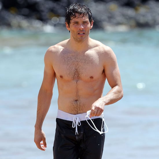 James Marsden Shirtless Pictures
