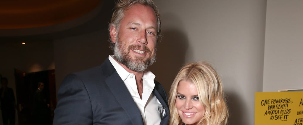 Jessica Simpson and Eric Johnson Keep Each Other Close During Their Date Night in LA
