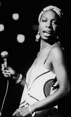 Biography of Nina Simone