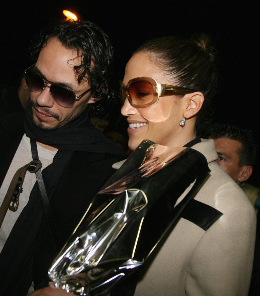 Jennifer Lopez and Marc Anthony were together in 2006.