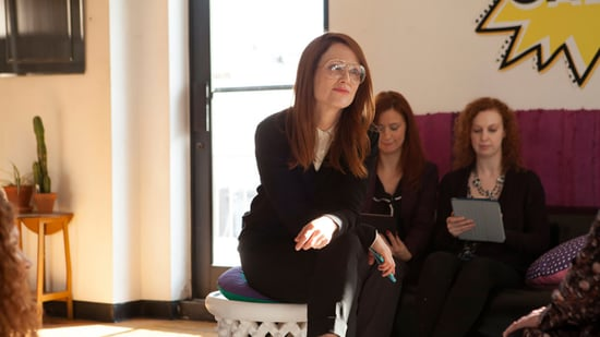 EXCLUSIVE: Watch Julianne Moore as the Ultimate 'Fake Girls' Girl' on 'Difficult People'