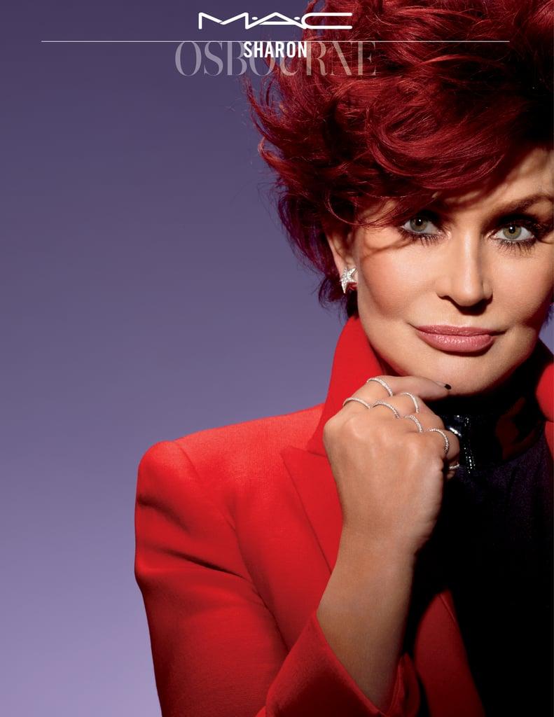 Sharon Osbourne For MAC