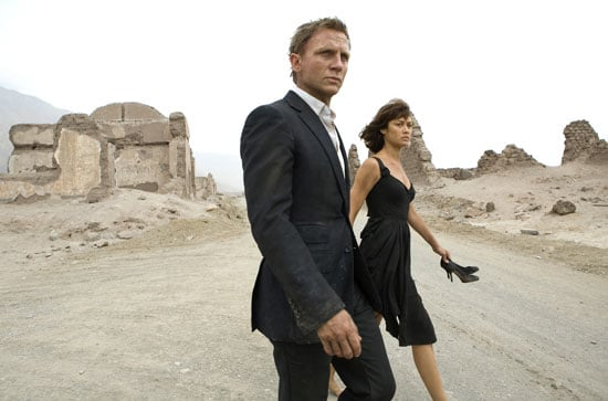 Quantum of Solace: Just an Action Flick