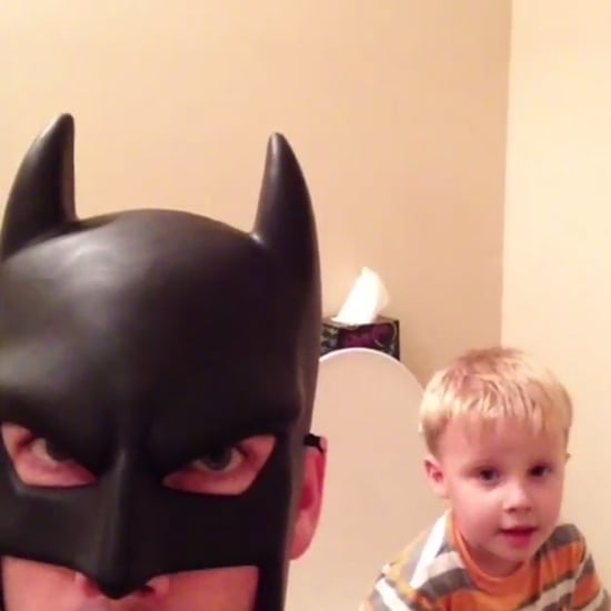 BatDad Video of Dad Who Dresses Like Batman