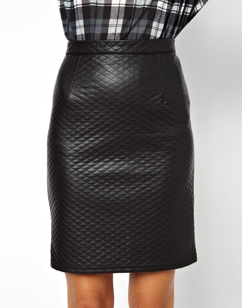 Give this Glamorous PU pencil skirt ($37) a sweet finish with a ladylike blouse and pumps, or give it a grungy makeover with a beanie and biker boots — the choice is yours.