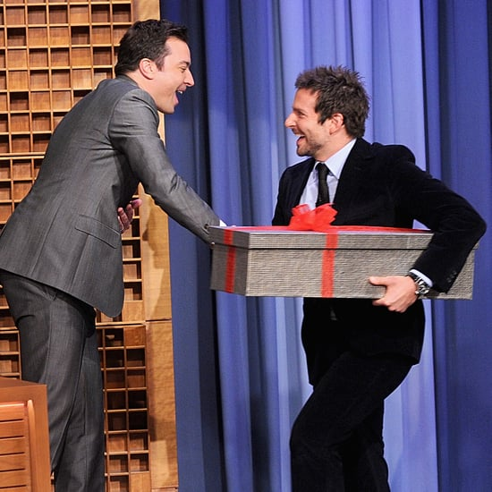 Celebrities at The Tonight Show Starring Jimmy Fallon
