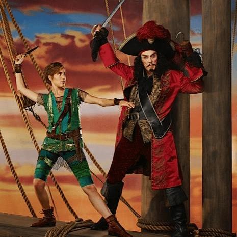 Christopher Walken as Captain Hook in Peter Pan | Picture