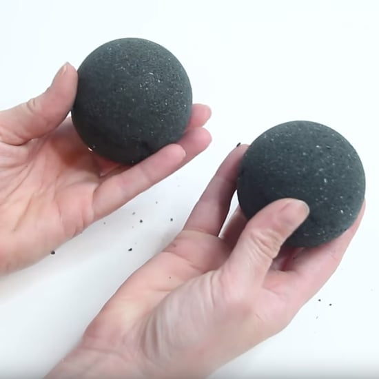 How to Make a Black Bath Bomb