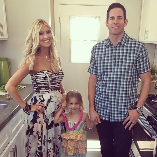 Christina and Tarek el Moussa Nursery Tour