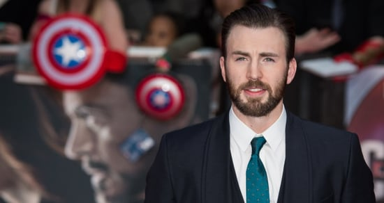 Chris Evans Smashes 'Panic Attack' Rumor, Reacts to Brie Larson as Captain Marvel