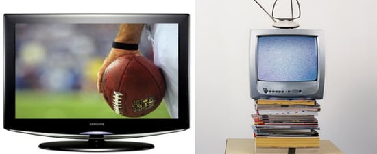Do You Care If You Watch the Super Bowl on a HDTV?